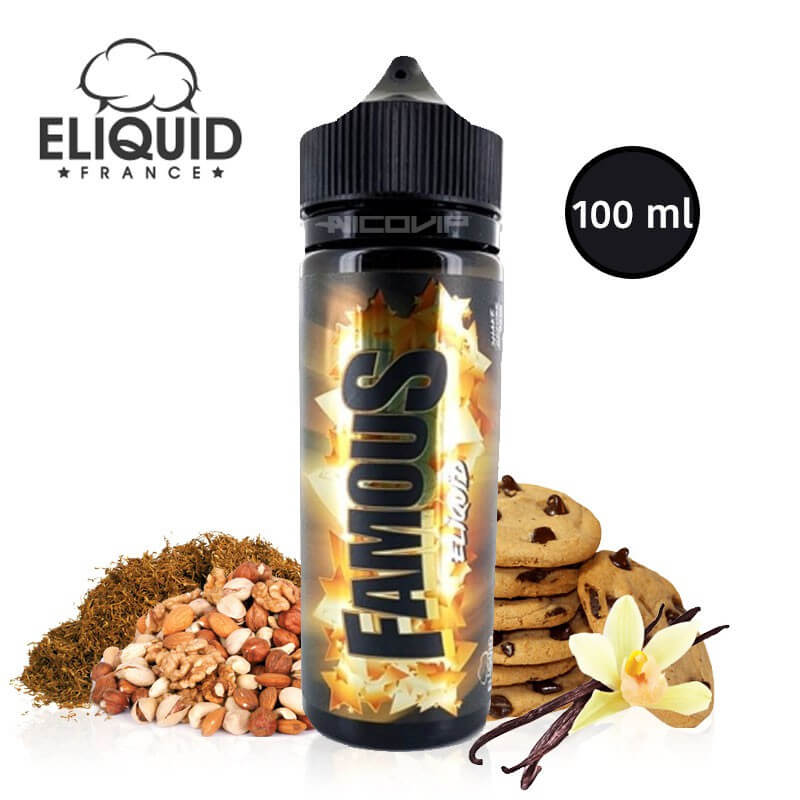 Famous 100 ml Eliquid France