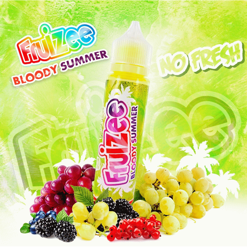 Bloody Summer No Fresh King Size Fruizee
