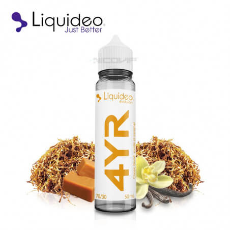 4YR Liquideo 50 ml