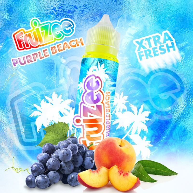 Purple Beach Fruizee King Size 50 ml