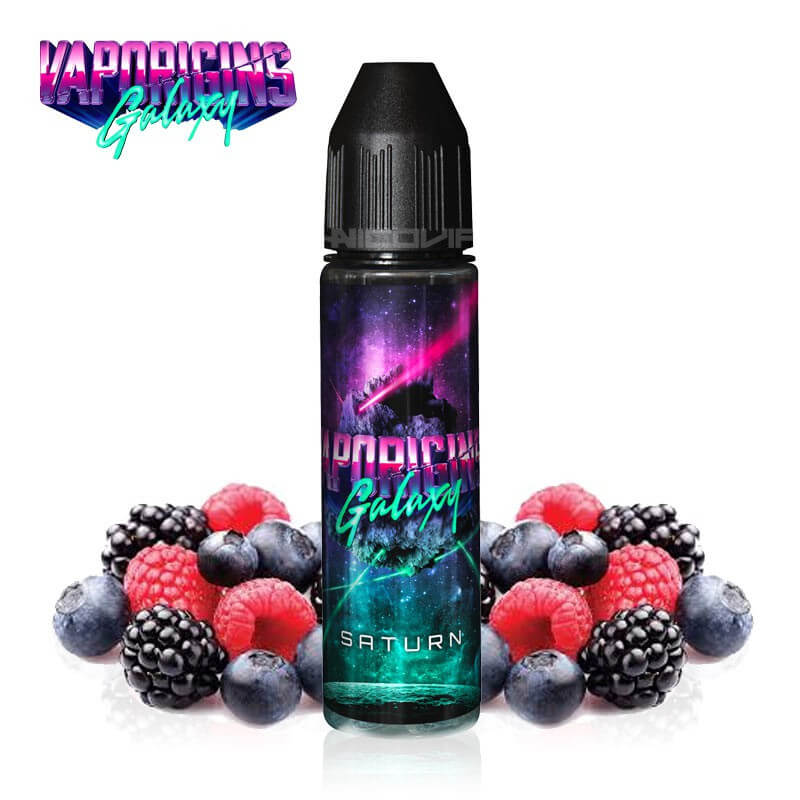 Saturn Vaporigins Galaxy 50 ml
