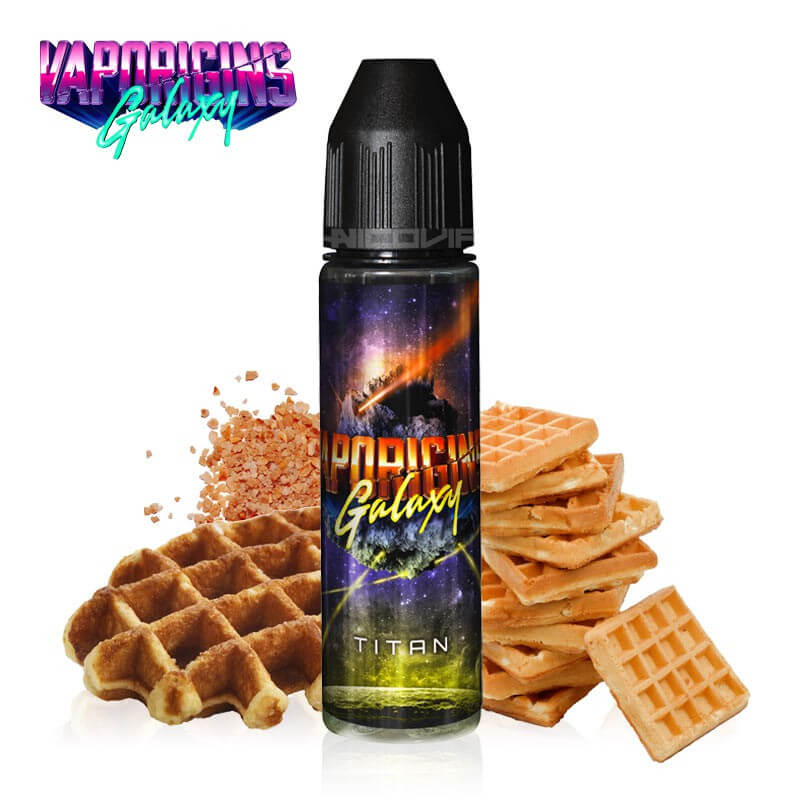 Titan Vaporigins Galaxy 50 ml