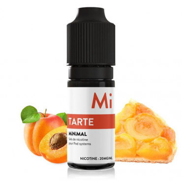 E-liquide Tarte Minimal