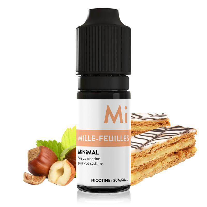 E-liquide Mille-Feuilles Minimal