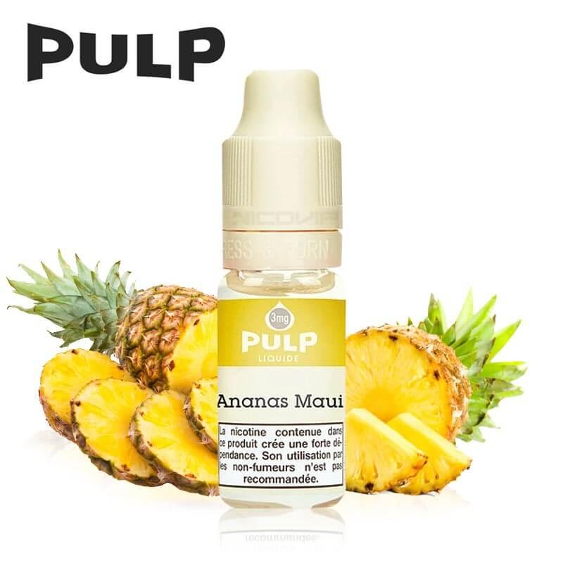 E-liquide Ananas Maui Pulp