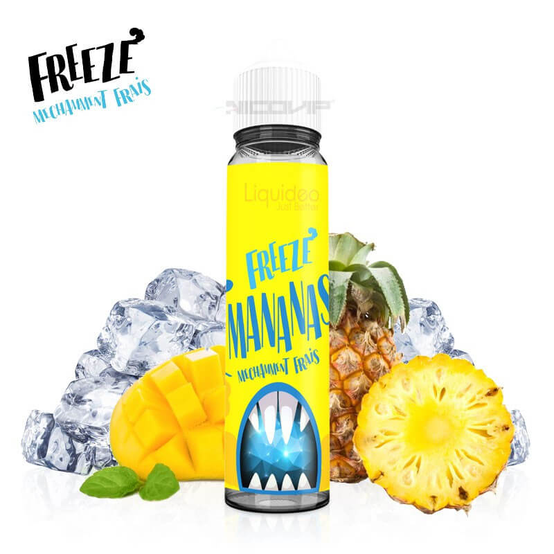 Freeze Mananas Liquideo 50 ml
