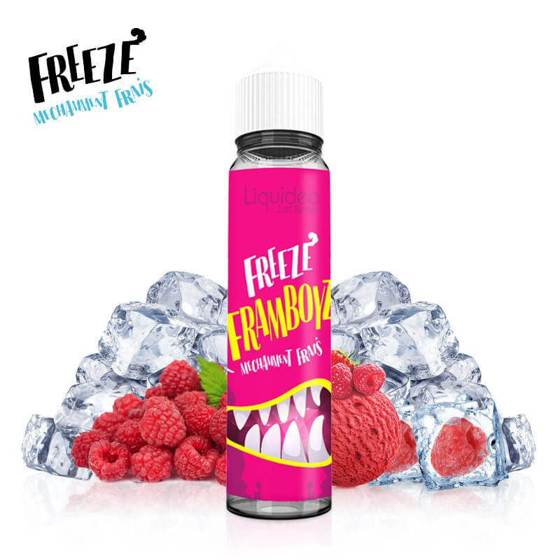 Freeze Framboyz Liquideo 50 ml
