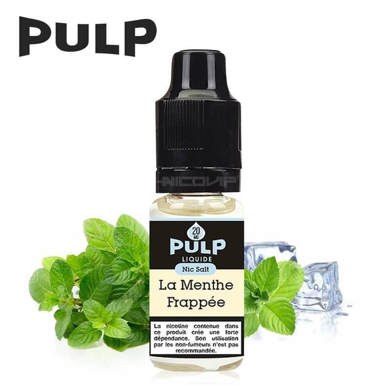 La Menthe Frappée Pulp Nic Salt