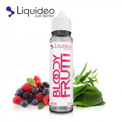 Bloody Frutti Liquideo 50 ml