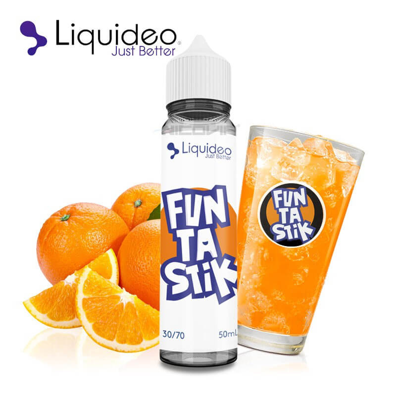 Funtastik 60 ml Liquideo