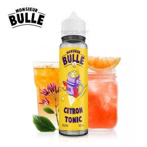 Citron Tonic Monsieur Bulle 50 ml