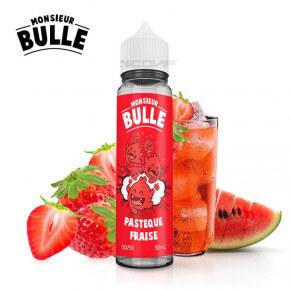 Pastèque Fraise Monsieur Bulle 50 ml