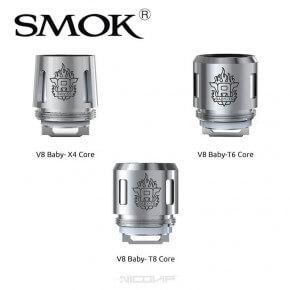 Pack 5 résistances V8 Baby Smok