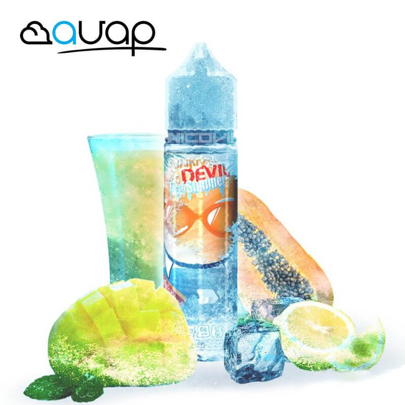 Sunny Devil Fresh Summer AVAP 50 ml