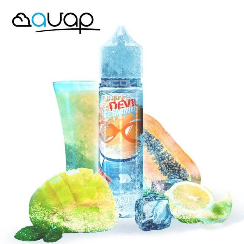 Sunny Devil Fresh Summer AVAP 50 ml