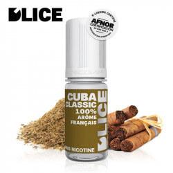 E-liquide Cuba Classic D'lice
