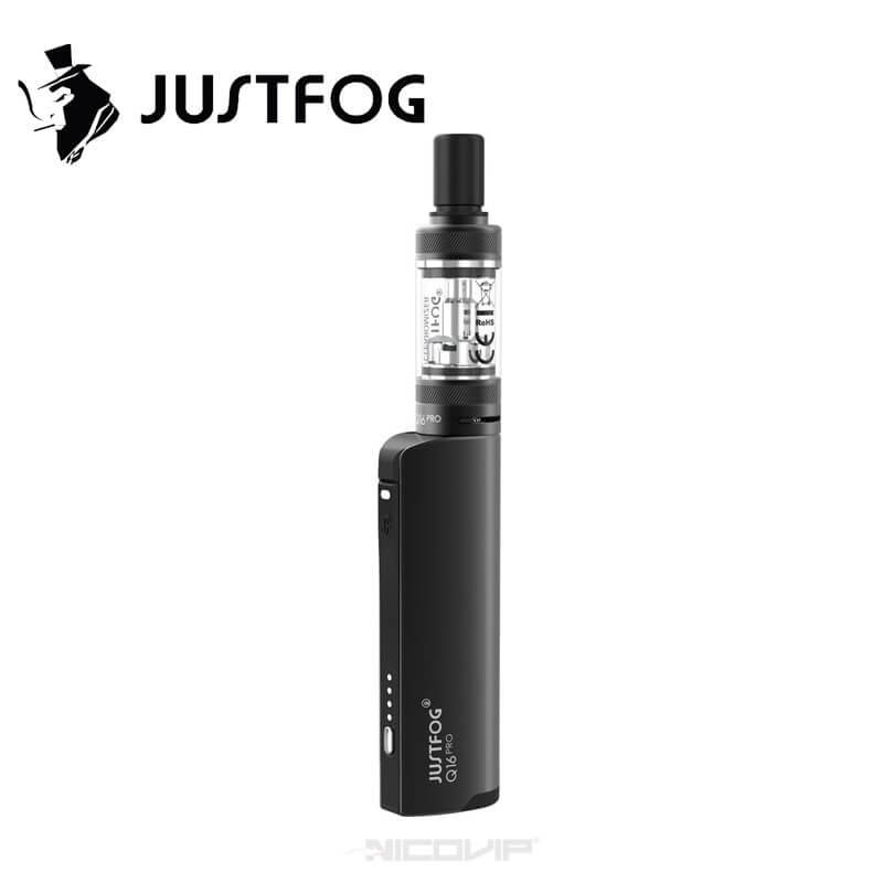 Kit Q16 Pro Justfog noir