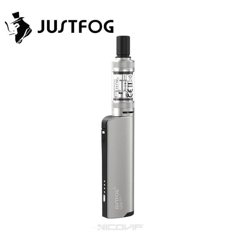 Kit Q16 Pro Justfog argent