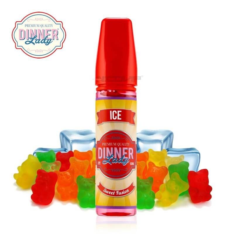 Sweet Fusion ICE Dinner Lady 50 ml