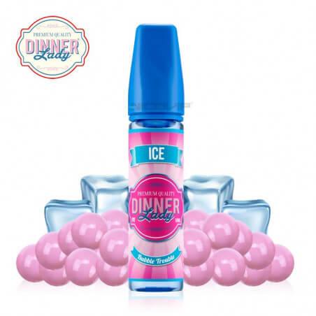 Bubble Trouble ICE Dinner Lady 50 ml