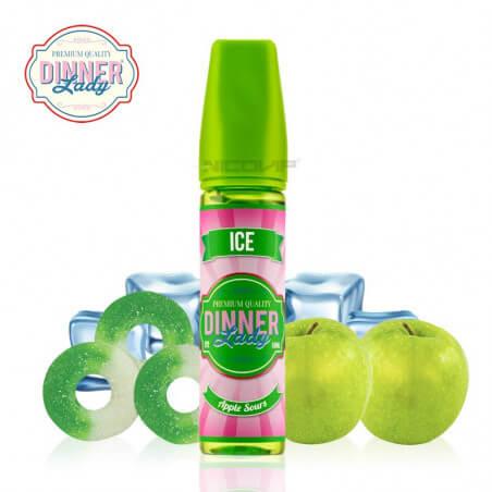 Apple Sours ICE Dinner Lady 50 ml
