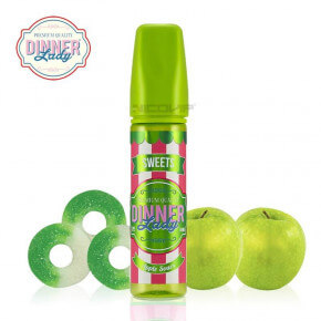 Apple Sours Sweets Dinner Lady 50 ml