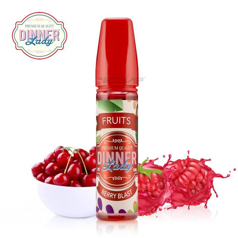 Berry Blast Fruits Dinner Lady 50 ml