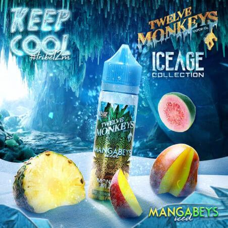Iced Mangabeys Twelve Monkeys 50 ml