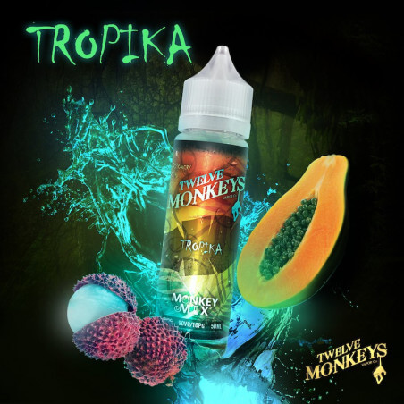 Tropika Twelve Monkeys 50 ml