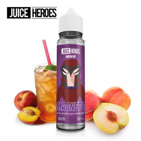 Magneto Juice Heroes Liquideo 50 ml