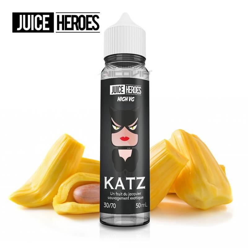 Katz Juice Heroes Liquideo 50 ml