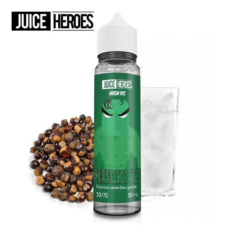 Hulkyz Juice Heroes Liquideo 50 ml