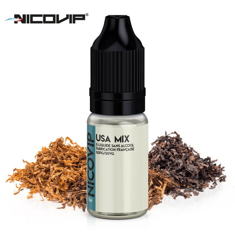 E-liquide USA Mix Nicovip