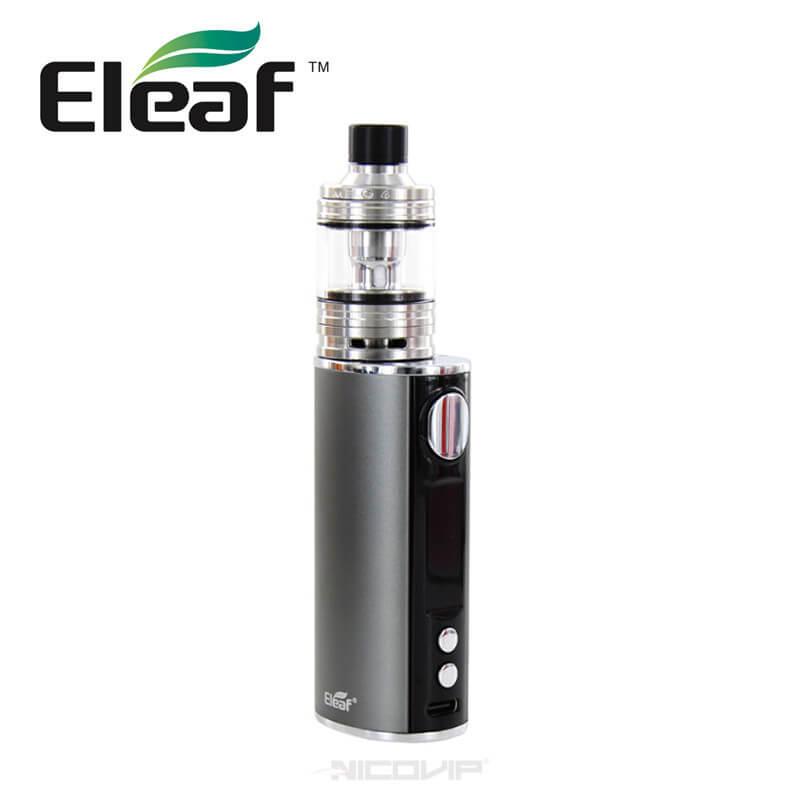 Kit iStick T80 Melo 4 D25 Eleaf Gris