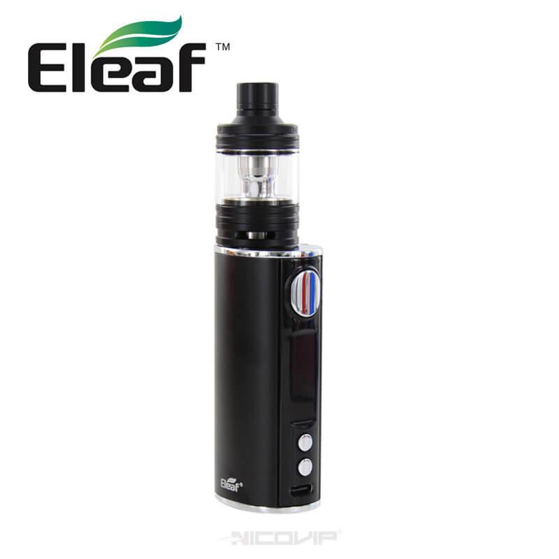 Kit iStick T80 Melo 4 D25 Eleaf Noir