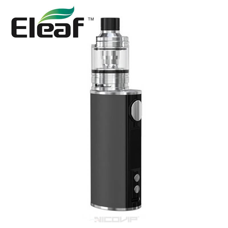 Kit iStick T80 Rubber Eleaf noir