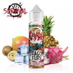 Dragon Fury Survival Vaping 50 ml