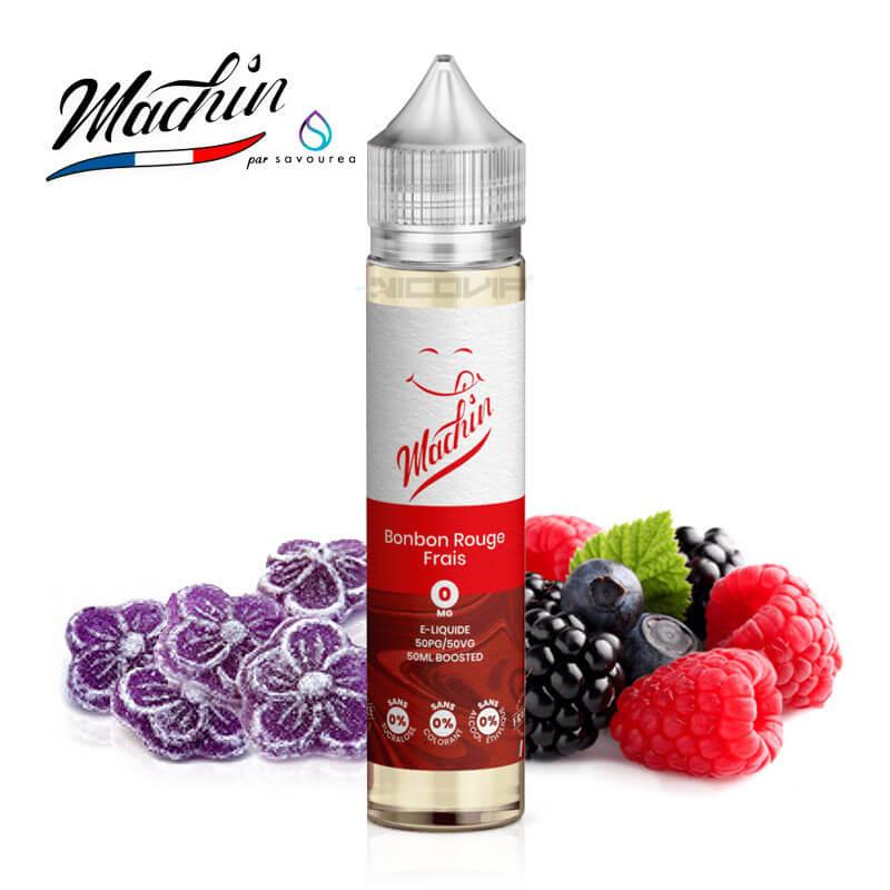 Bonbon Rouge Frais Machin 50 ml