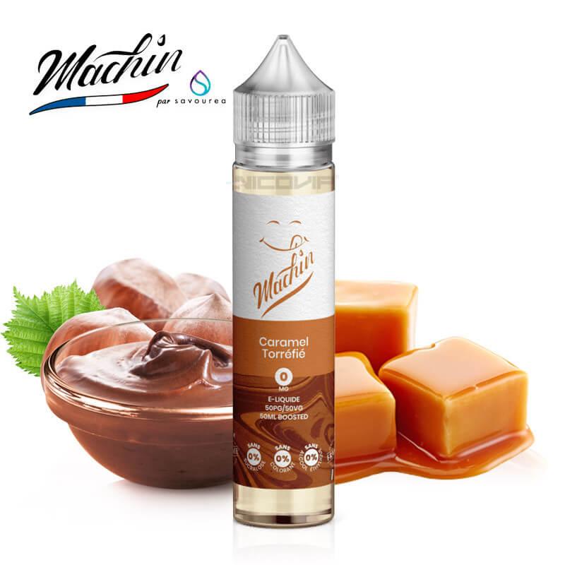 Caramel Torréfié Machin 50 ml