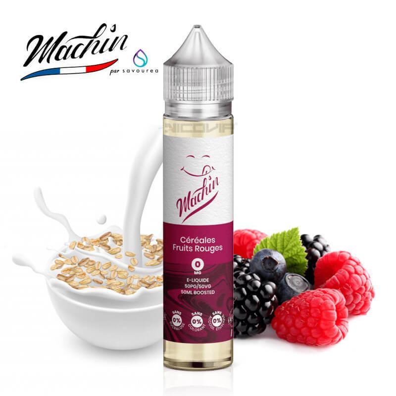 Céréales Fruits Rouges Machin 50 ml