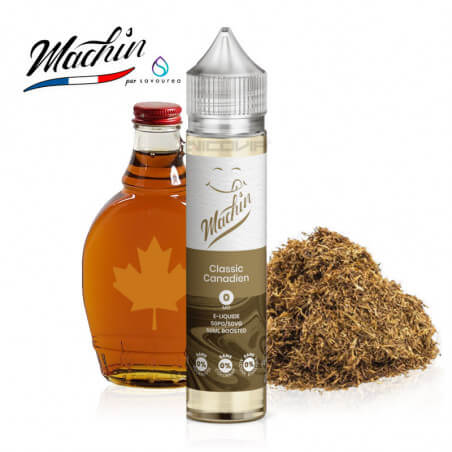 Classic Canadien Machin 50 ml