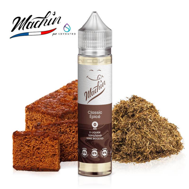 Classic Épice Machin 50 ml