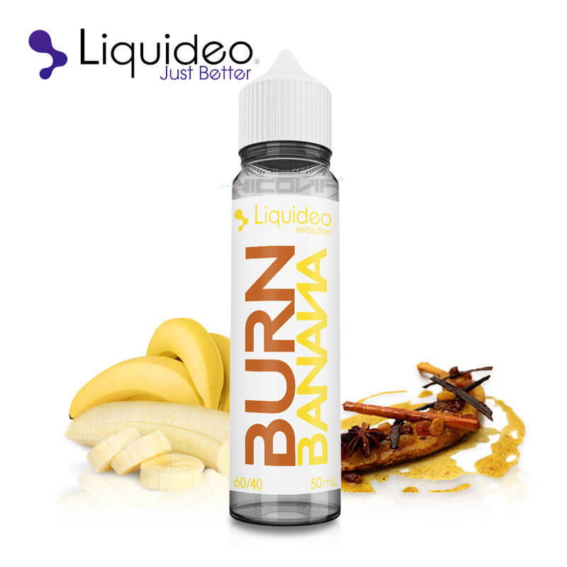 Burn Banana Liquideo 50 ml