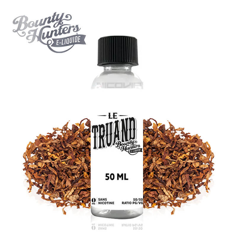 Le Truand Bounty Hunters Savourea 50 ml