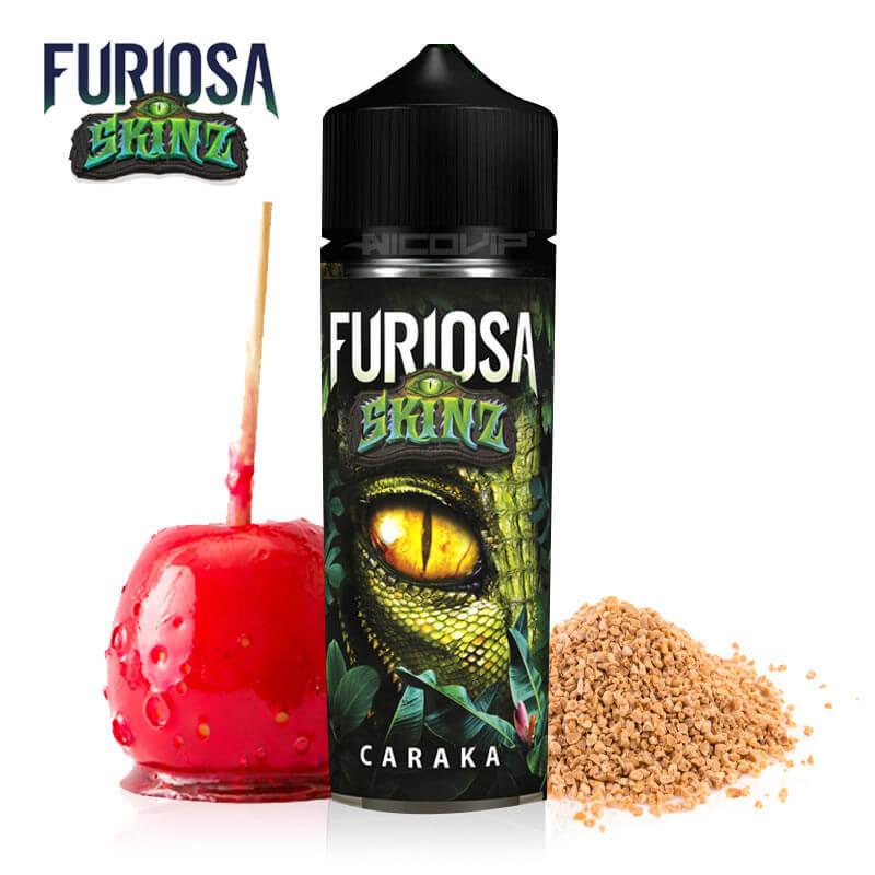 Caraka Furiosa Skinz 80 ml Vape47