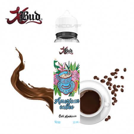 American Coffee XBud 50 ml