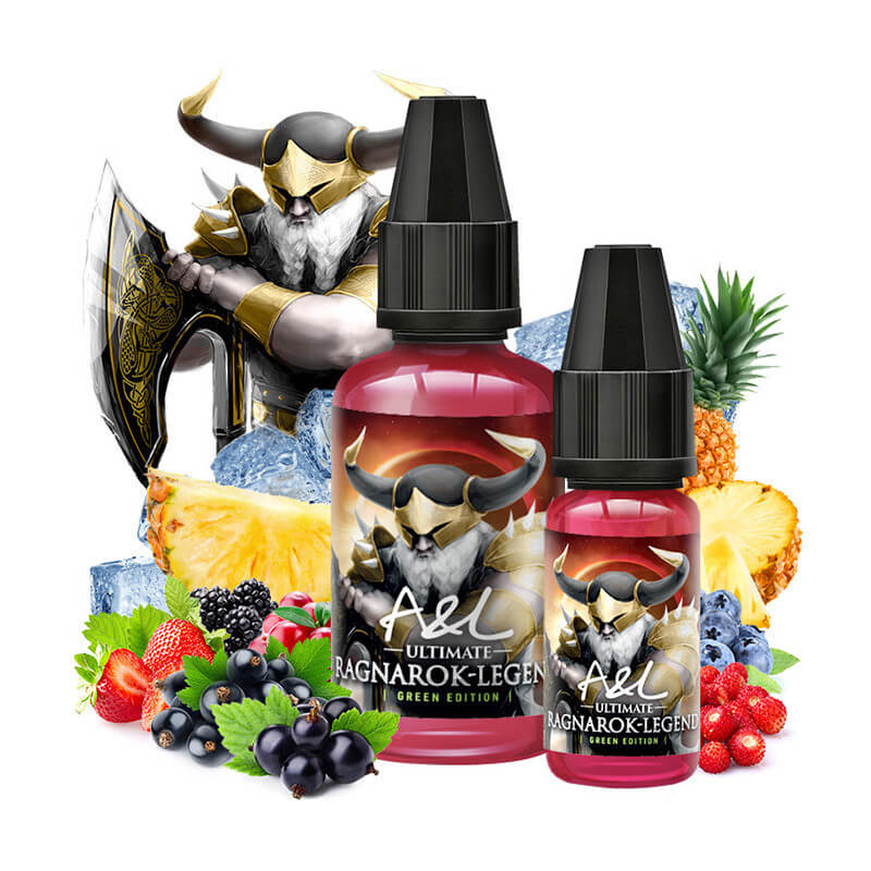 Arôme Ragnarok Legend A&L 30 ml
