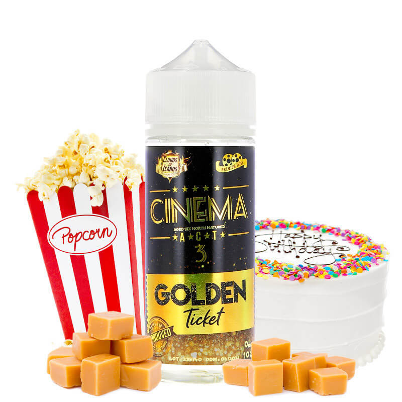 Cinema Reserve Act.3 100 ml Cloud of Icarus