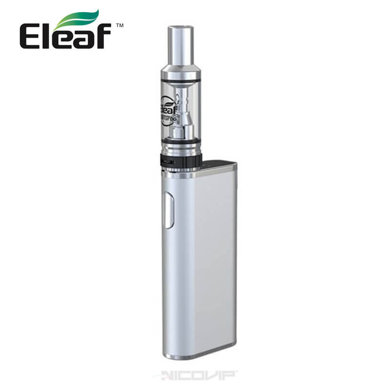 Kit iStick Trim Eleaf Argent