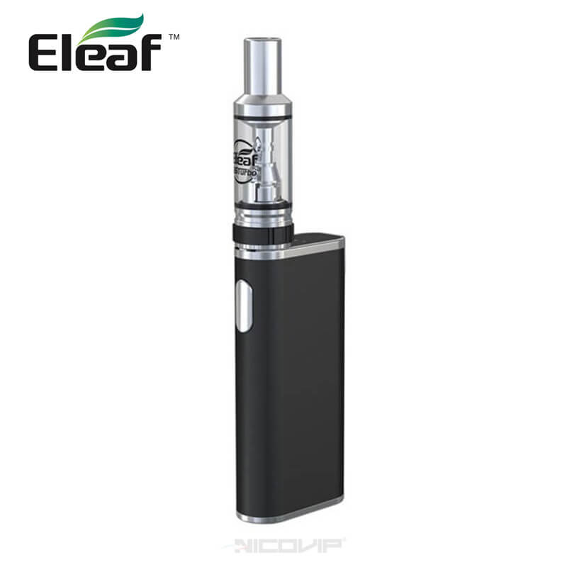 Kit iStick Trim Eleaf Noir